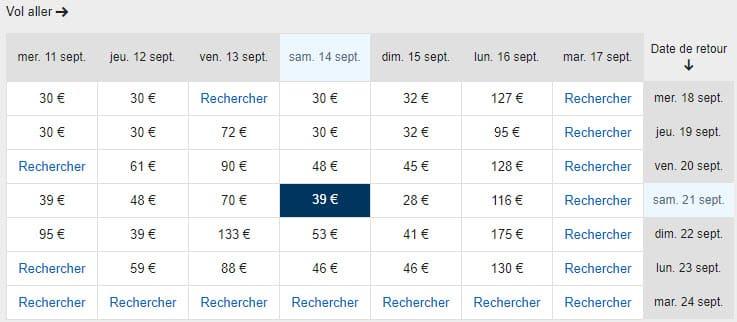 You are currently viewing Vols pour Toulouse à partir de 39€ A/R