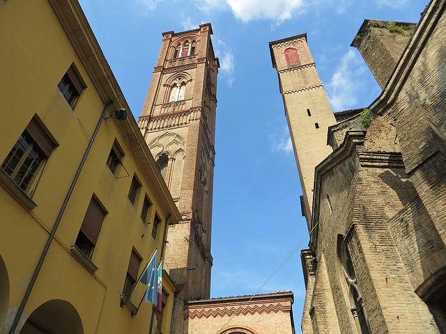 5 choses à ne pas Manquer à Bologne!