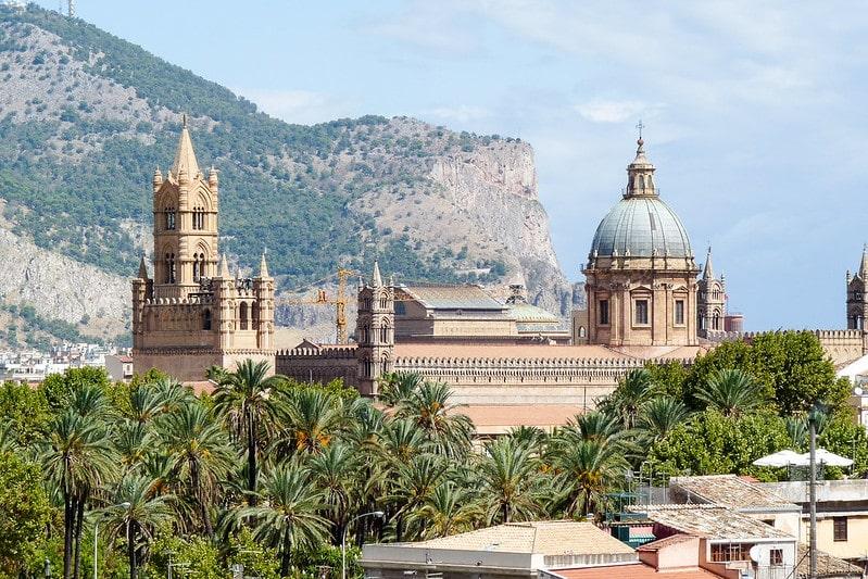 La Sicile prête à offrir la moitié du billet d'avion ainsi que des nuits d'hôtels !